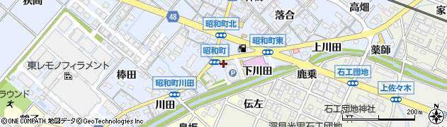 Rink周辺の地図
