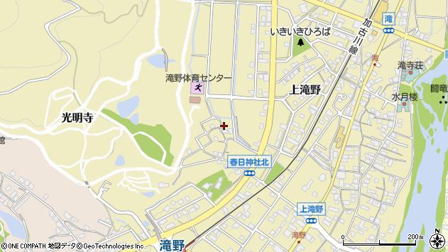 〒679-0211 兵庫県加東市上滝野の地図