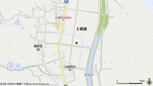 〒669-1415 兵庫県三田市上槻瀬の地図