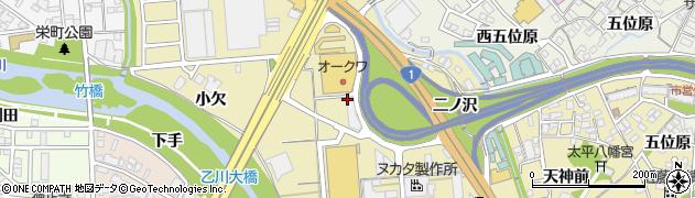 ファーストフード石丸店周辺の地図