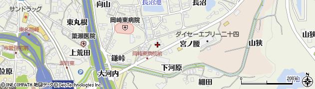 萬珍軒東店周辺の地図