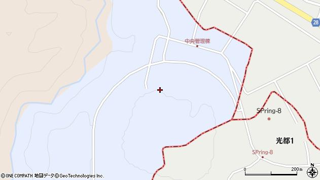 〒679-5148 兵庫県佐用郡佐用町光都の地図