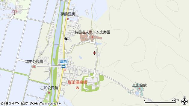 〒671-2112 兵庫県姫路市夢前町塩田の地図