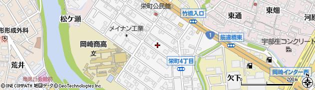 仙人周辺の地図