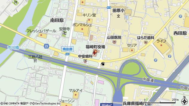 〒679-2200 兵庫県神崎郡福崎町(以下に掲載がない場合)の地図