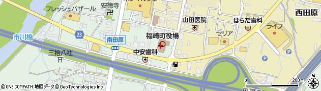 兵庫県福崎町(神崎郡)周辺の地図