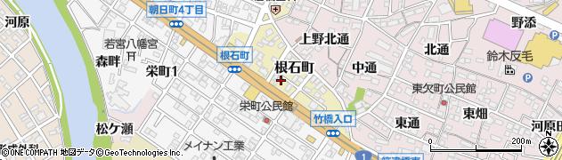 どーら周辺の地図