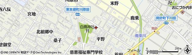 ありがとうサービス株式会社周辺の地図