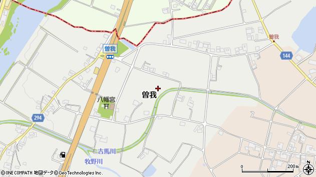 〒679-0201 兵庫県加東市曽我の地図