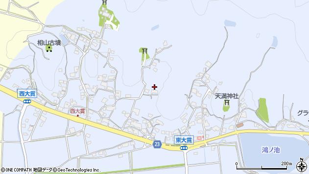 〒679-2201 兵庫県神崎郡福崎町大貫の地図