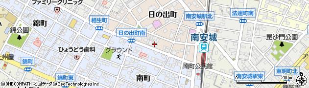 ひので周辺の地図