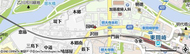 大美屋うどん周辺の地図