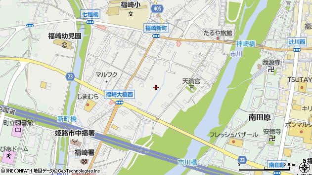 〒679-2214 兵庫県神崎郡福崎町福崎新の地図