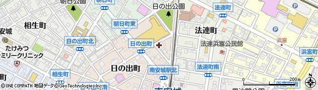 マダムロンシャン周辺の地図