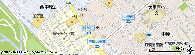 真正電装工業所周辺の地図