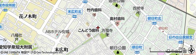 居酒屋かっぽれ周辺の地図