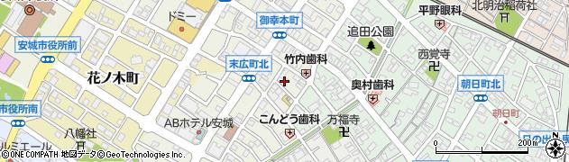 グラッツェ周辺の地図