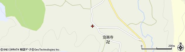 京都府亀岡市東別院町大野(池ノ谷)周辺の地図