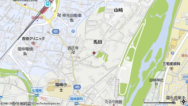 〒679-2213 兵庫県神崎郡福崎町馬田の地図