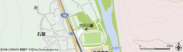 大本八幡神社周辺の地図