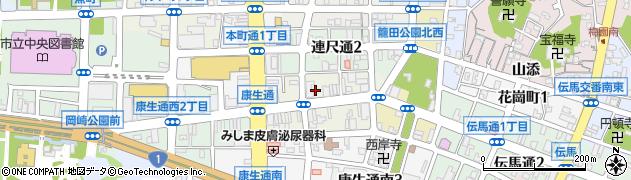 綸周辺の地図