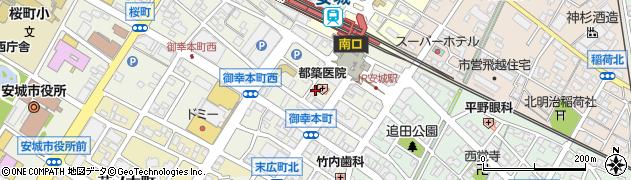 リビング・キッチンRR周辺の地図