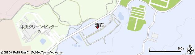 愛知県岡崎市才栗町(流石)周辺の地図