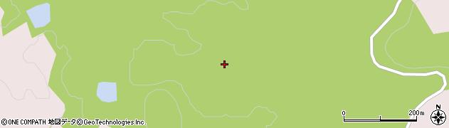 愛知県岡崎市夏山町(クゝリスゝキ)周辺の地図