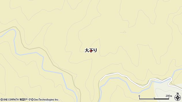 〒679-5146 兵庫県佐用郡佐用町大下りの地図