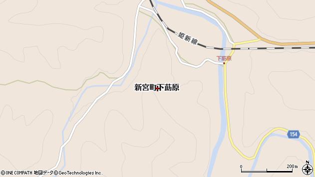 〒679-5161 兵庫県たつの市新宮町下莇原の地図