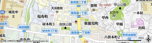 イグ・サロン周辺の地図