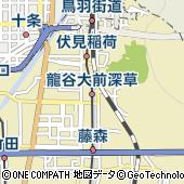 龍谷大前深草駅