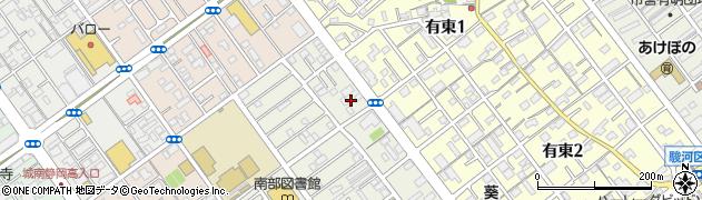 食事処 栄蔵周辺の地図