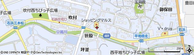 スナック紀子周辺の地図