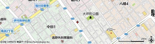 静岡県静岡市駿河区大坪町1-26 住所一覧から地図を検索|マピオン