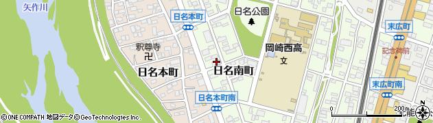 マキ周辺の地図