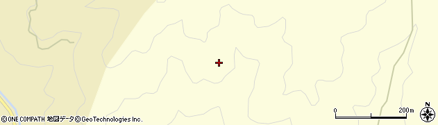 愛知県岡崎市千万町町(新行坊)周辺の地図