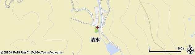 動物霊園周辺の地図