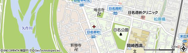 TiAmo周辺の地図