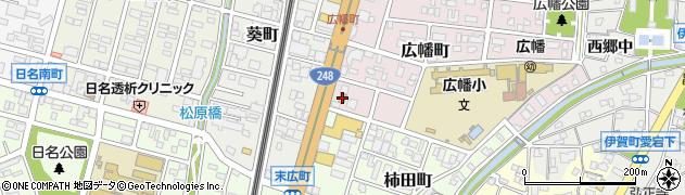 九龍居周辺の地図