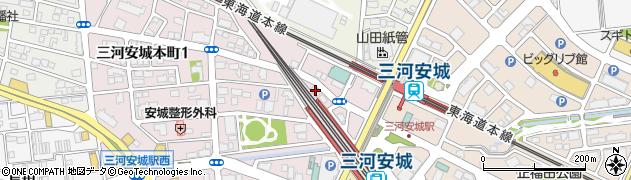 有限会社シャルマン スナック三紋館周辺の地図