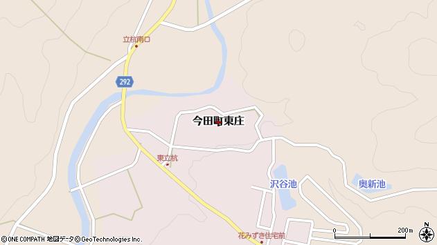 〒669-2142 兵庫県丹波篠山市今田町東庄の地図