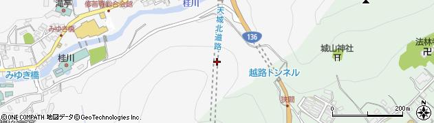 一般国道414号周辺の地図