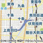京都市交通局 地下鉄十条駅