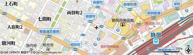 アトリース(ATRIZ)周辺の地図