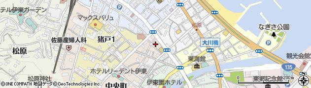 居酒屋あずみ周辺の地図