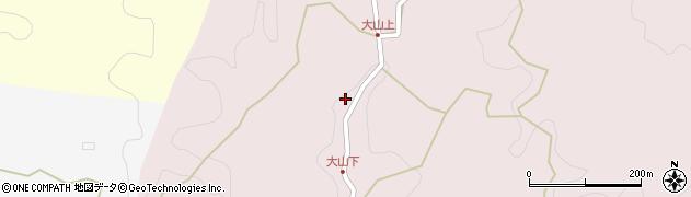 愛知県岡崎市南大須町(早稲田)周辺の地図