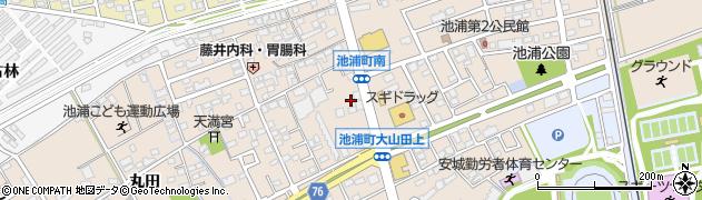 食事処まま周辺の地図