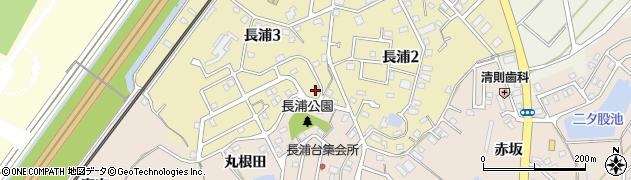 おかもと周辺の地図