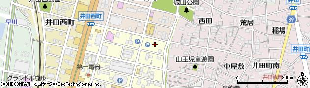 有限会社すぎ原周辺の地図